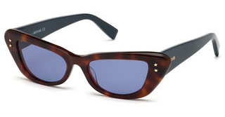 Just Cavalli JC921S 52V blauhavanna dunkel
