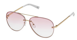 Le Specs HYPERSPACE LSP1902034 pinkbright gold white