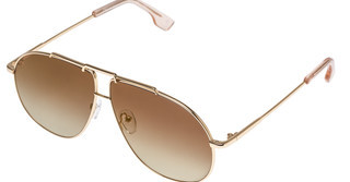 Le Specs LE PEAR LSL2001443 BROWN GRAD GOLD FLASHBRIGHT GOLD