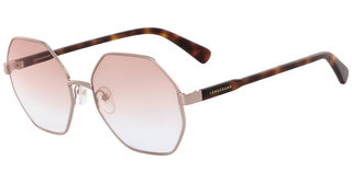 Longchamp LO106S 770 ROSE GOLD
