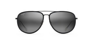 Maui Jim Fair Winds 554-02 GrauSchwarz