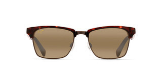 Maui Jim Kawika Readers H257-16C20 HCL Bronze Sphere 2.0Tortoise with Antique Gold