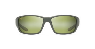 Maui Jim Local Kine HT810-54C Maui HTMatte Khaki/Brown/Black
