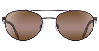 Maui Jim Upcountry H727-01M HCL BronzeMatte Chocolate