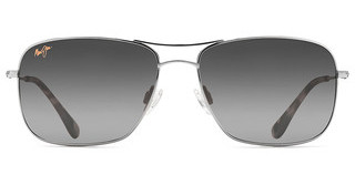 Maui Jim Wiki Wiki GS246-17 Neutral GreySilver