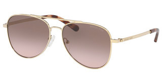 Michael Kors MK1045 101411 BROWN PINK GRADIENTLIGHT GOLD