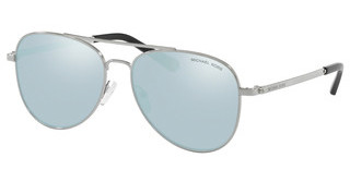 Michael Kors MK1045 11536J POWDER BLUE MIRRORSILVER