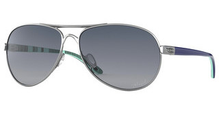 Oakley OO4079 407907 GREY GRADIENT POLARIZEDPOLISHED CHROME