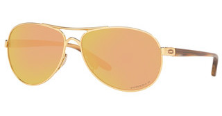 Oakley OO4079 407937 PRIZM ROSE GOLD POLARIZEDPOLISHED GOLD
