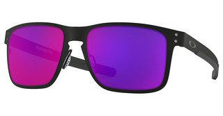 Oakley OO4123 412302 + RED IRIDIUMMATTE BLACK