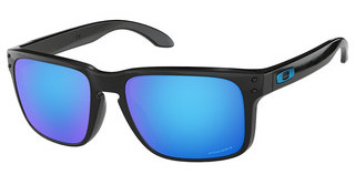 Oakley OO9102 9102F5 PRIZM SAPPHIREPOLISHED BLACK