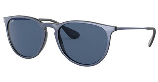Ray-Ban RB4171 647180 DARK BLUETOP METALLIC VIOLET ON BLACK