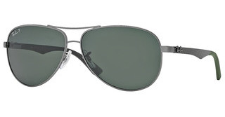 Ray-Ban RB8313 004/N5 POLAR GREEN ARGUNMETAL
