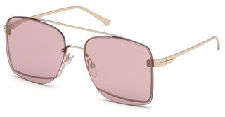 Tom Ford FT0655 28Z rosé