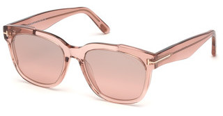 Tom Ford FT0714 72Z violett ver. - verspiegeltrosa glanz