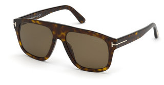 Tom Ford FT0777 52H braun polarisierendhavanna dunkel