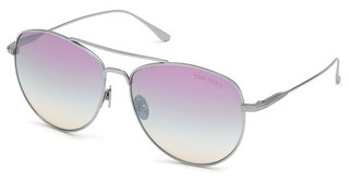 Tom Ford FT0784 16Z verspiegeltpalladium glanz