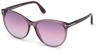 Tom Ford FT0787 81Z violett ver.-verspiegeltviolett glanz