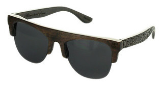 Wood Fellas 10380 brown brown