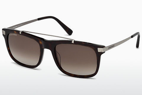 solbrille Dsquared DQ0218 52K
