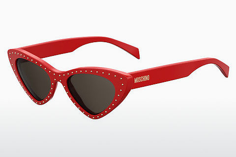 solbrille Moschino MOS006/S C9A/IR