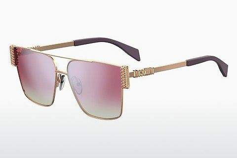 solbrille Moschino MOS024/S DDB/VQ
