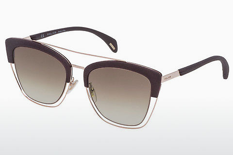 solbrille Police SPL618 0A39