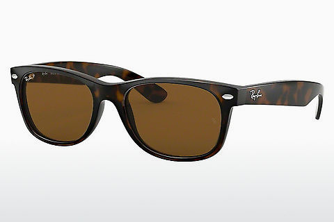 solbrille Ray-Ban NEW WAYFARER (RB2132 902/57)