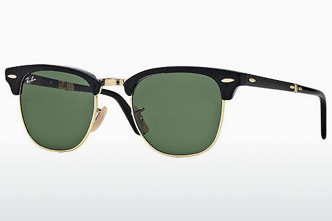 solbrille Ray-Ban CLUBMASTER FOLDING (RB2176 901)