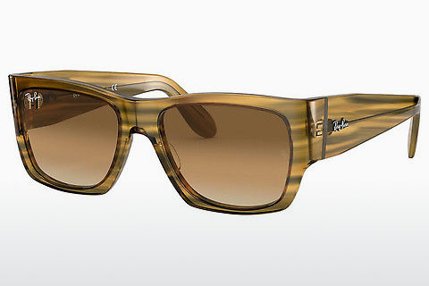 solbrille Ray-Ban NOMAD (RB2187 131351)