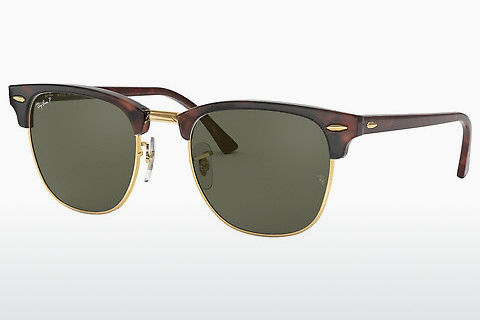 solbrille Ray-Ban CLUBMASTER (RB3016 990/58)