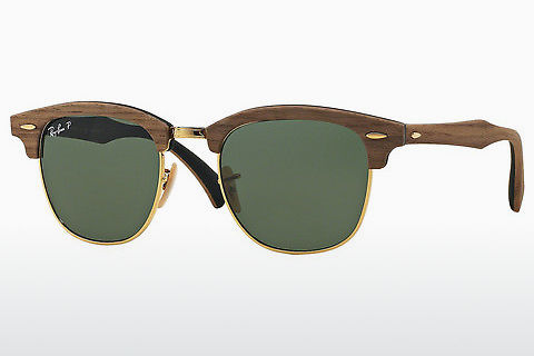 solbrille Ray-Ban CLUBMASTER (M) (RB3016M 118158)