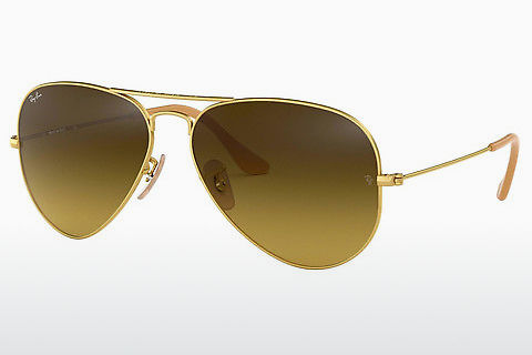 solbrille Ray-Ban AVIATOR LARGE METAL (RB3025 112/85)