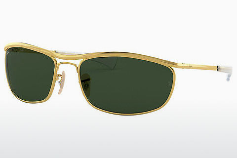 solbrille Ray-Ban OLYMPIAN I DELUXE (RB3119M 001/31)