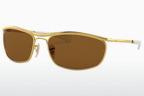 solbrille Ray-Ban OLYMPIAN I DELUXE (RB3119M 001/57)