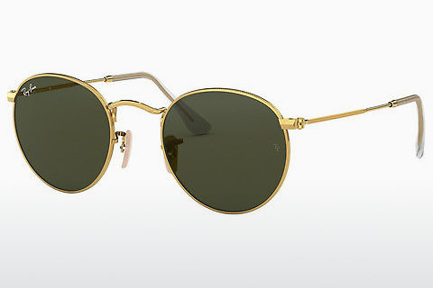 solbrille Ray-Ban ROUND METAL (RB3447 001)