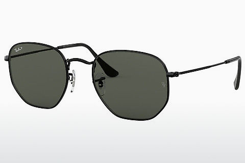solbrille Ray-Ban Hexagonal (RB3548N 002/58)