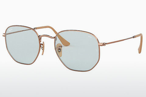 solbrille Ray-Ban HEXAGONAL (RB3548N 91310Y)