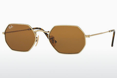 solbrille Ray-Ban Octagonal (RB3556N 001/33)