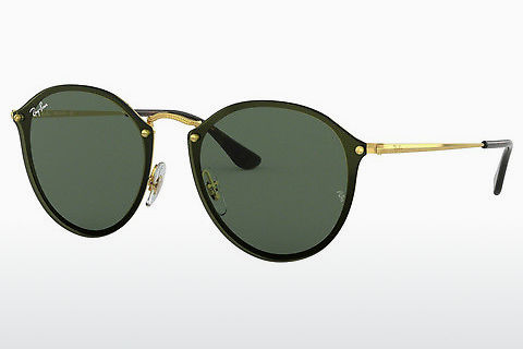 solbrille Ray-Ban Blaze Round (RB3574N 001/71)