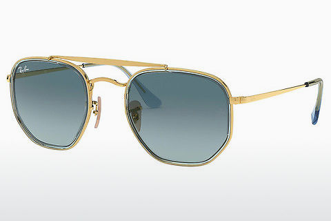 solbrille Ray-Ban THE MARSHAL II (RB3648M 91233M)