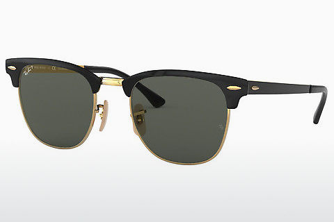 solbrille Ray-Ban Clubmaster Metal (RB3716 187/58)