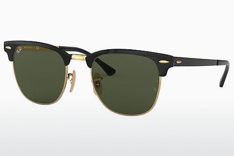 solbrille Ray-Ban Clubmaster Metal (RB3716 187)