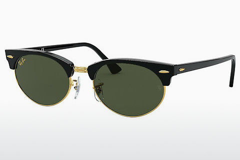 solbrille Ray-Ban CLUBMASTER OVAL (RB3946 130331)