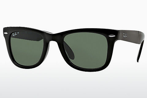 solbrille Ray-Ban FOLDING WAYFARER (RB4105 601/58)