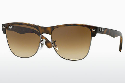 solbrille Ray-Ban CLUBMASTER OVERSIZED (RB4175 878/51)