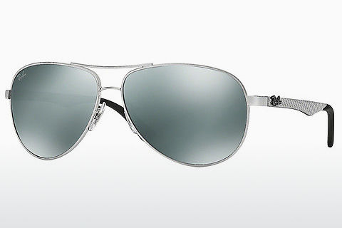 solbrille Ray-Ban CARBON FIBRE (RB8313 003/40)