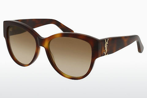 solbrille Saint Laurent SL M3 005