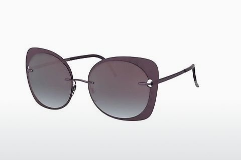 solbrille Silhouette Accent Shades (8164 4040)