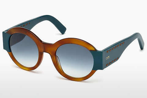 solbrille Tod's TO0212 53W